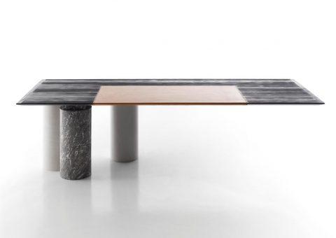 arcaico series executive desk