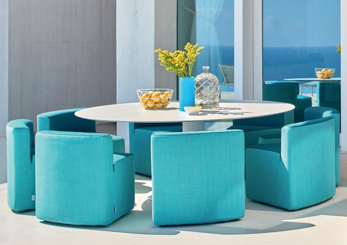 designer outdoor dining chairs