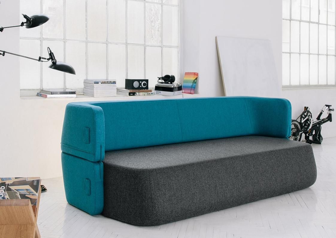 Revolve Sofa Bed   Contemporary Luxury Furniture, Lighting And Interiors In  New York