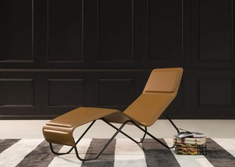 Vis a Vis Chaise Lounge - Custom contemporary furniture, lighting ...