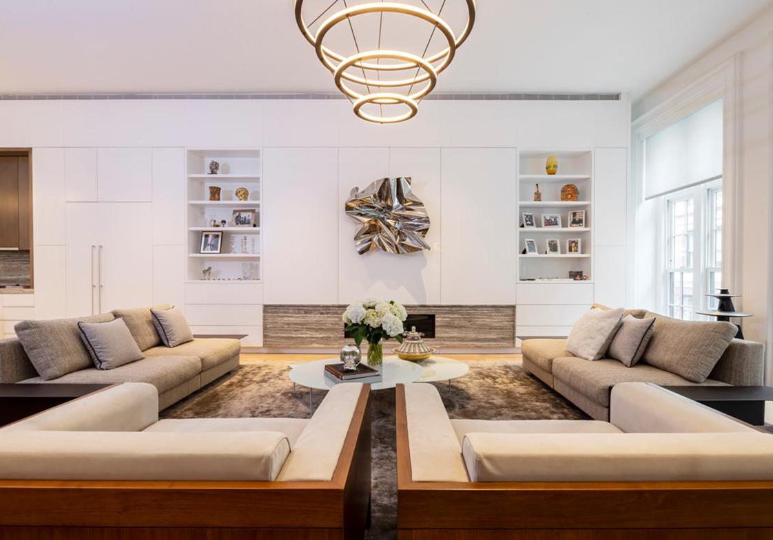 Interior Design Services - Contemporary luxury furniture