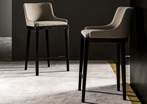 Fabulous Baba Barstool Contemporary Luxury Furniture Lighting And Theyellowbook Wood Chair Design Ideas Theyellowbookinfo